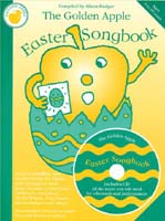 Golden Apple Easter Songbook by Sheila Wilson
