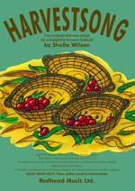 Harvestsong by Sheila Wilson