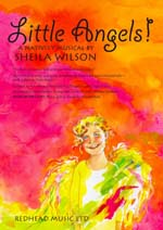 Little Angels! by Sheila Wilson