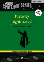 Nativity nightmares! by Sheila Wilson