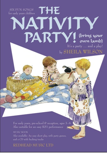The Nativity Party! (bring your own lamb)