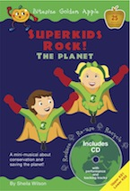 Superkids Rock! The Planet
