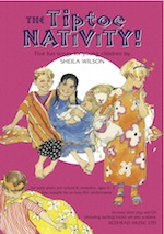 The Tiptoe Nativity!